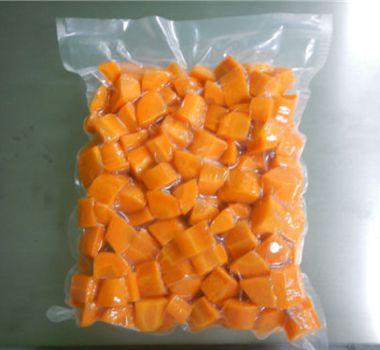 2.5CM胡萝卜角